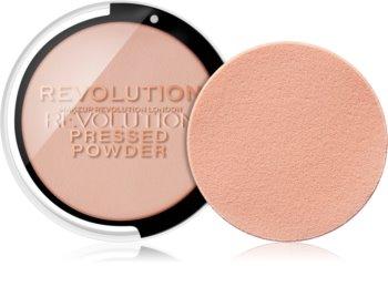 Makeup Revolution Pressed Powder puder w kompakcie