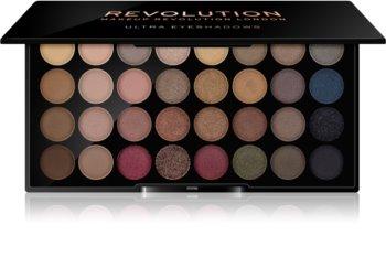 Makeup Revolution Flawless palette de fards à paupières