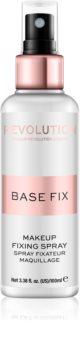 Makeup Revolution Base Fix spray de fixador de maquilhagem