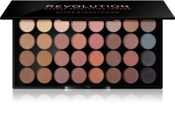 Makeup Revolution Flawless Matte paleta de sombras