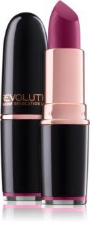 Makeup Revolution Iconic Pro szminka z matowym wykończeniem