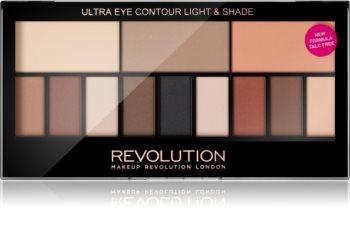 Makeup Revolution Ultra Eye Contour konturovací paletka na oči