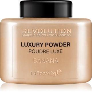 Makeup Revolution Luxury Powder minerálny púder