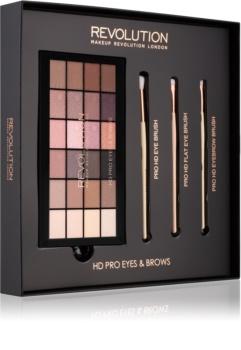Makeup Revolution Pro HD Eyes kosmetická sada I.