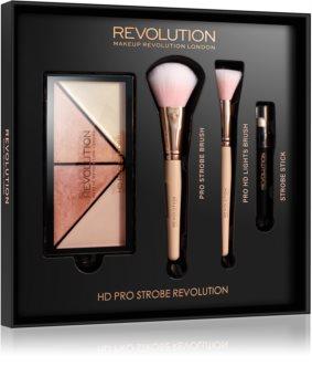 Makeup Revolution Pro HD Strobe Revolution Kosmetik-Set  I. für Damen