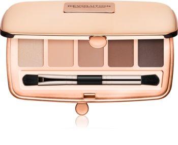 Makeup Revolution Renaissance Palette Day paleta cieni do powiek