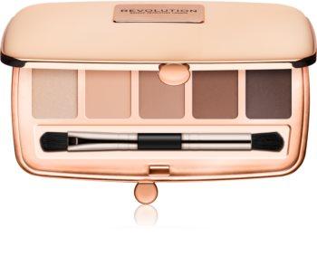 Makeup Revolution Renaissance Palette Day paleta farduri de ochi