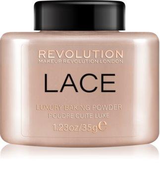 Makeup Revolution Lace puder mineralny