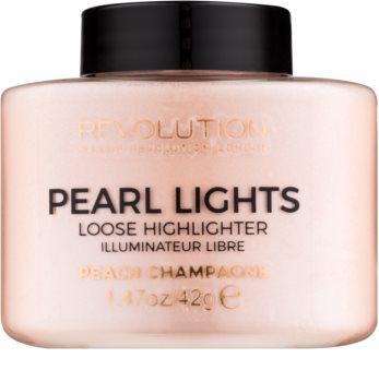 Makeup Revolution Pearl Lights gyengéd élénkítő