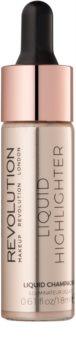 Makeup Revolution Liquid Highlighter tekući highlighter