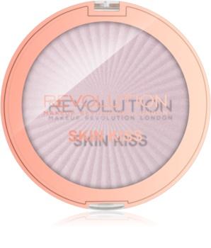 Makeup Revolution Skin Kiss illuminateur yeux et visage