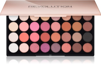 Makeup Revolution Flawless 4 Lidschatten-Palette