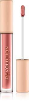 Makeup Revolution Nudes Collection Matte folyékony rúzs