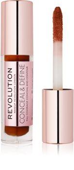 Makeup Revolution Conceal & Define Liquid Concealer