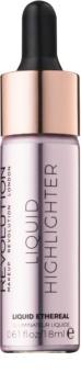 Makeup Revolution Liquid Highlighter illuminante liquido