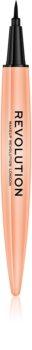 Makeup Revolution Renaissance Flick delineador de ojos líquido en lápiz
