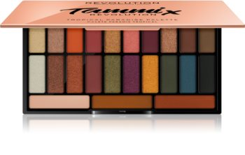 Makeup Revolution Tammi Tropical Paradise paleta de sombras de ojos
