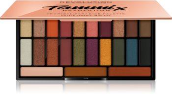 Makeup Revolution Tammi Tropical Paradise палитра сенки за очи