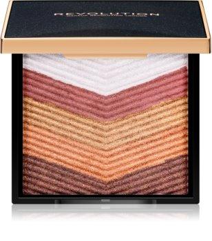 Makeup Revolution Opulence сенки за очи