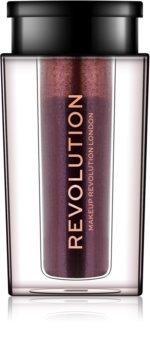 Makeup Revolution Crushed Pearl Pigments wysoko napigmentowane, sypkie cienie do powiek
