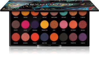 Makeup Revolution Creative Vol 1 Palett för ögonskugga