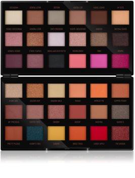 Makeup Revolution by Petra paletka očných tieňov