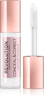 Makeup Revolution Conceal & Correct Flüssig-Korrektor