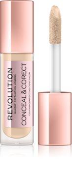 Makeup Revolution Conceal & Correct Liquid Concealer