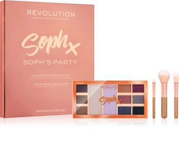 Makeup Revolution Soph X Party Soph Gift Set for Women