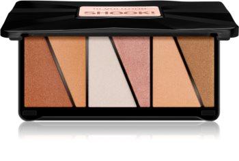 Makeup Revolution Shook! Highlighter Palette
