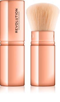 Makeup Revolution Rose Gold Kabuki-Schminkpinsel