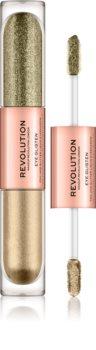 Makeup Revolution Eye Glisten folyékony szemhéjfesték