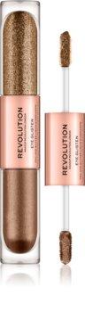 Makeup Revolution Eye Glisten tekuté oční stíny