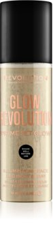 Makeup Revolution Glow Revolution озаряващ спрей за лице и тяло