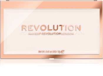 Makeup Revolution Matte Base pudr