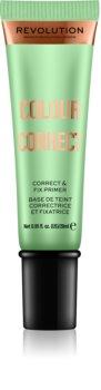 Makeup Revolution Colour Correct Makeup Primer