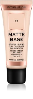 Makeup Revolution Matte Base krycí make-up