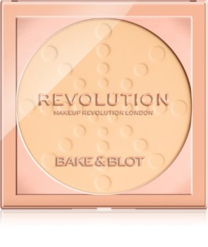 Makeup Revolution Bake & Blot Fixierpuder