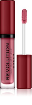 Makeup Revolution Sheer Brillant ajakfény