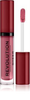 Makeup Revolution Sheer Brillant Lip Gloss