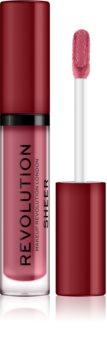 Makeup Revolution Sheer Brillant Lipgloss