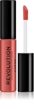 Makeup Revolution Crème rouge à lèvres liquide