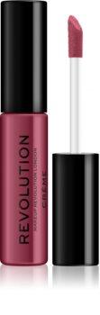 Makeup Revolution Crème folyékony rúzs