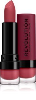 Makeup Revolution Matte ruj mat