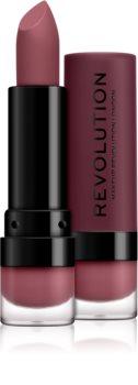 Makeup Revolution Matte Mattierender Lippenstift