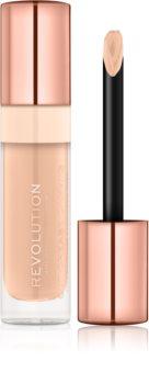 Makeup Revolution Cut Crease Canvas Lidschatten-Base