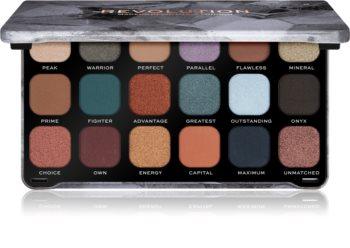 Makeup Revolution Forever Flawless palette di ombretti