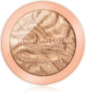 Makeup Revolution Reloaded rozświetlacz