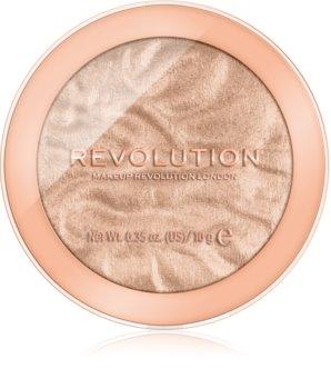 Makeup Revolution Reloaded хайлайтер