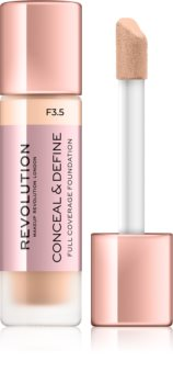 Makeup Revolution Conceal & Define krycí make-up